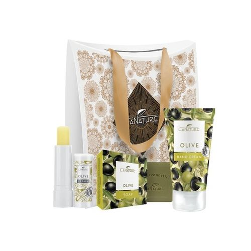 LaNature - X-Mas Geschenkset Perfect Match - Olive