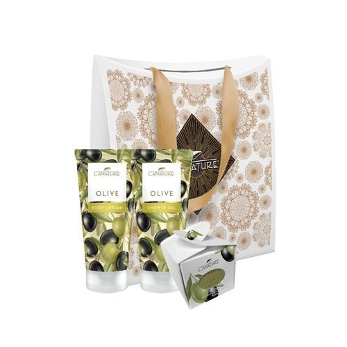 LaNature - X-Mas Geschenkset Care & Beauty - Olive