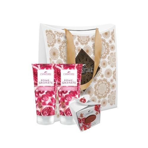LaNature - X-Mas Geschenkset Care & Beauty - Pomegranate