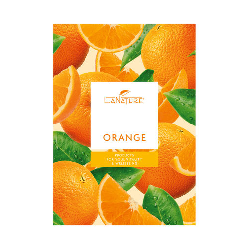 LaNature - La Savonette Pflanzenölseife - Orange (100g)